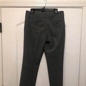 The Limited Cassidy gray dress pants